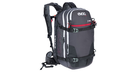 Evoc Zip-On ABS - Guide lawinerugzak 30l grijs